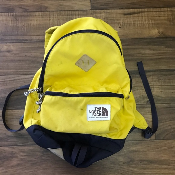 vintage the north face backpack